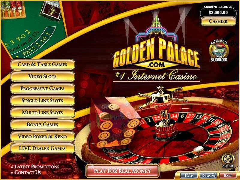 golden palace online casino  de